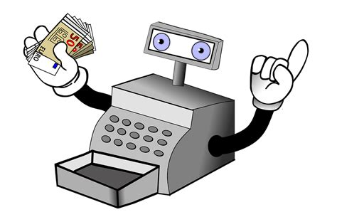Registrierkasse Clipart Verkaufen · Kostenloses Bild Auf
