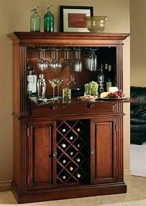 Howard Miller SENECA FALLS Wine & Spirits Cabinet 690-006