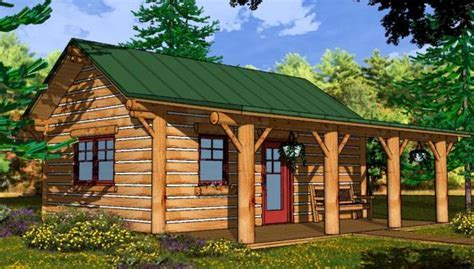 Sidekick Homes: 396 sq ft Grandpas Cabin