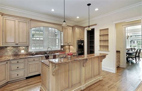 whitewashing oak kitchen cabinets looking whitewashed kitchen cabinets my home design 1494