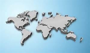 3D Map Of The World - grahamdennis.me