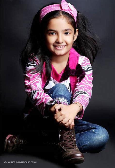 anushka sen artis cilik india pemeran dewi parwati kecil