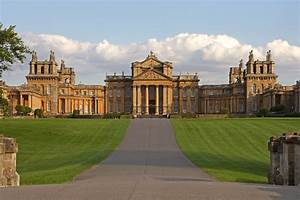 Dior Turns England's Blenheim Palace into a Runway for
