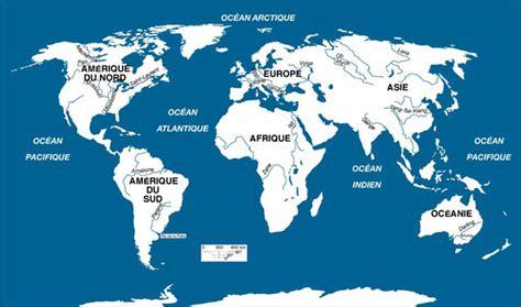 Carte Des Mers Dans Le Monde by Les Records De La Climatologie Dans Le Monde