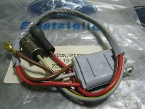 Mk1 Capri Rs Gt Genuine Ford Nos Centre Console Clock Wiring Harness