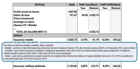 salaire d un cadre en les tr 233 sors de la fiche de paie d un cadre gagnant 6 000 euros 4 avril 2014 challenges fr