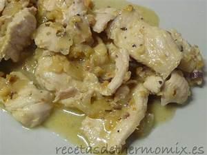 Pollo a la miel en Thermomix RecetasDeThermomix es
