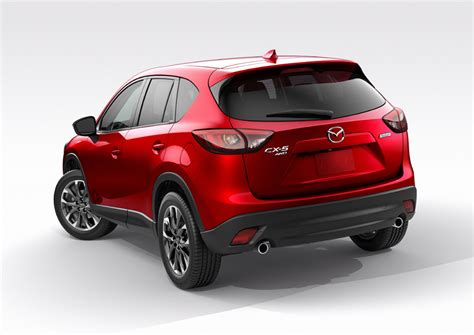 2016 Mazda Cx-5 Grand Touring Fwd Review By Carey Russ