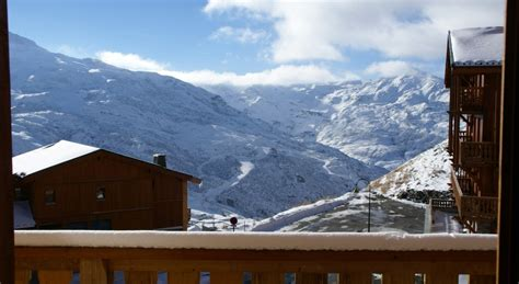 chalet altitude val thorens val thorens powderbeds