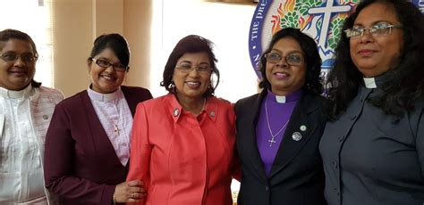 Women Blazing Trail In Presbyterian Church