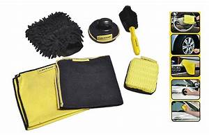 Kit Polissage Voiture : dunlop kit de nettoyage polissage de voiture 6 en 1 inforad ~ Medecine-chirurgie-esthetiques.com Avis de Voitures