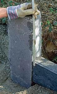 Richtschnur Spannen Anleitung : stein hochbeet hochbeet ~ Lizthompson.info Haus und Dekorationen