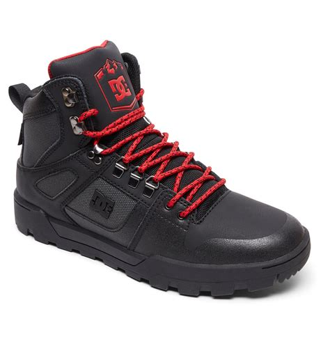 Pure Wnt Winterized Water Resistant Boots For Men
