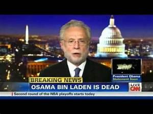 Bin Laden Dead Breaking News CNN Situation Room Episode ...