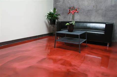 concrete floor coatings mt garage interiors