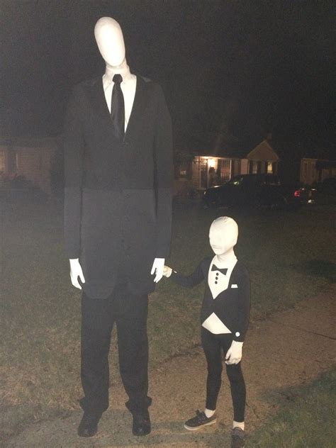 blue isle studios slender man halloween costume contest