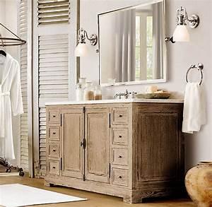 restoration hardware style bathroom vanities With bathroom vanities like restoration hardware