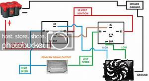 Taurus Fan Wiring Help  Diagram Inside - Ls1tech