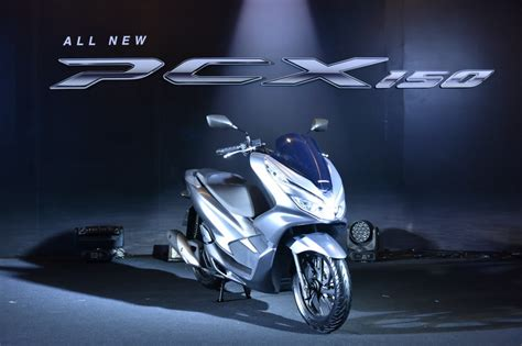 Pcx 2018 Logo by เป ดต ว All New 2018 Honda Pcx 150 ใหม เคาะ 8 23 หม น