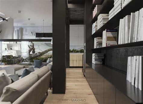 Minimalist Interior Design With Green Plant Accents : Minimalist Interior Design With Green Plant Accents