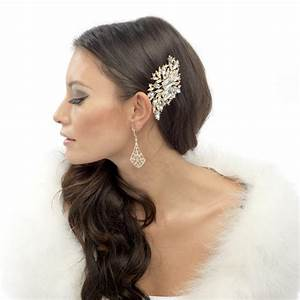 Wedding Hair Accessories With A Touch Of Vintage VINTAGE