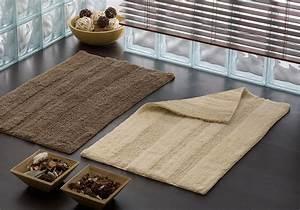 tapis de douche dalma ecru 80x50 cm bainissimo With salle de bain tapis