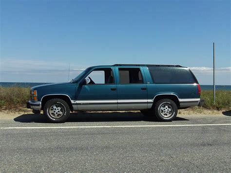 1993 Chevrolet Suburban  Pictures Cargurus