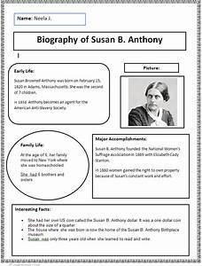 biography research finished example writer39s workshop With template for writing a biography