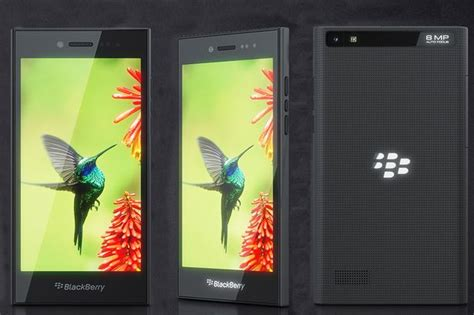 blackberry leap is the struggling smartphone maker s budget blower and there s no