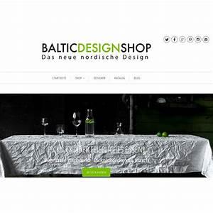 Baltic Design Shop : neues design f r den shop baltic design shop ~ Markanthonyermac.com Haus und Dekorationen