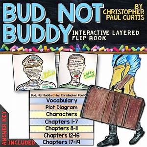 Bud  Not Buddy  Interactive Layered Flip Book Reading