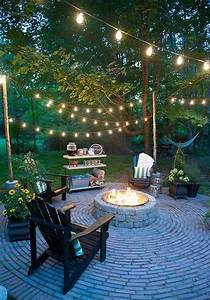 Captivating, Backyard, Sitting, Area, Ideas, For, Cozier, Atmosphere