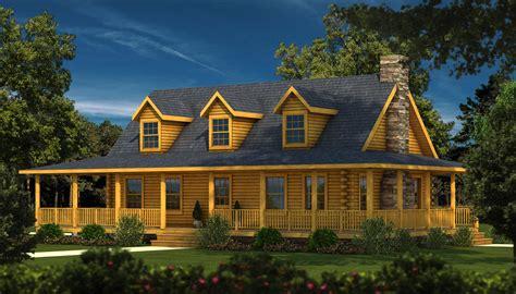 Charleston Ii  Plans & Information  Southland Log Homes