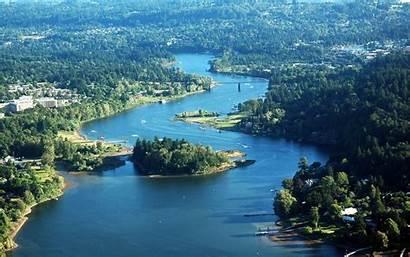 Portland Hintergrundbilder Natur Oregon Around Usa Vorschau