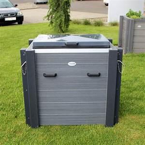 Wpc Hochbeet Selber Bauen : prewood wpc products komposter ~ Buech-reservation.com Haus und Dekorationen