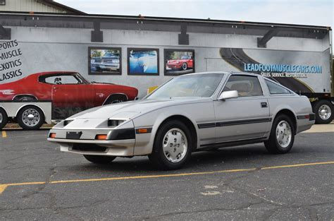 1984 Datsun 300zx by Gold 1984 Datsun 300 Zx For Sale Mcg Marketplace
