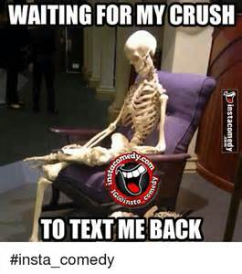 Funny Waiting for a Text Back Meme