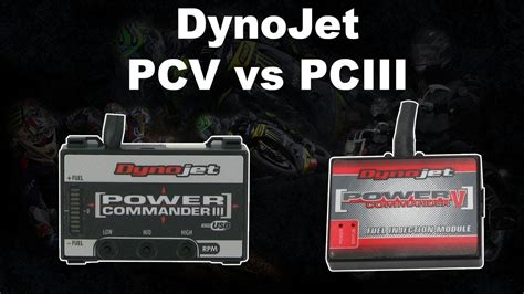 power commander 5 what s the difference between the power commander v and power commander iii