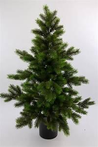 Tannenbaum Im Topf : wald tannenbaum deluxe 80cm fi k nstlicher weihnachtsbaum kunststoff spritzguss ebay ~ Frokenaadalensverden.com Haus und Dekorationen