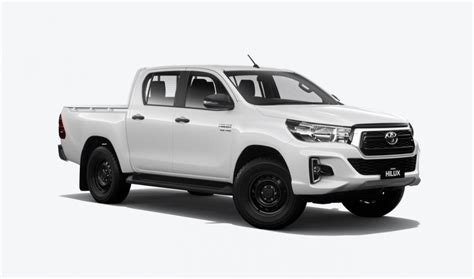 Toyota Hilux 2019 by 2019 Toyota Hilux Facelift Revealed On Australian Website
