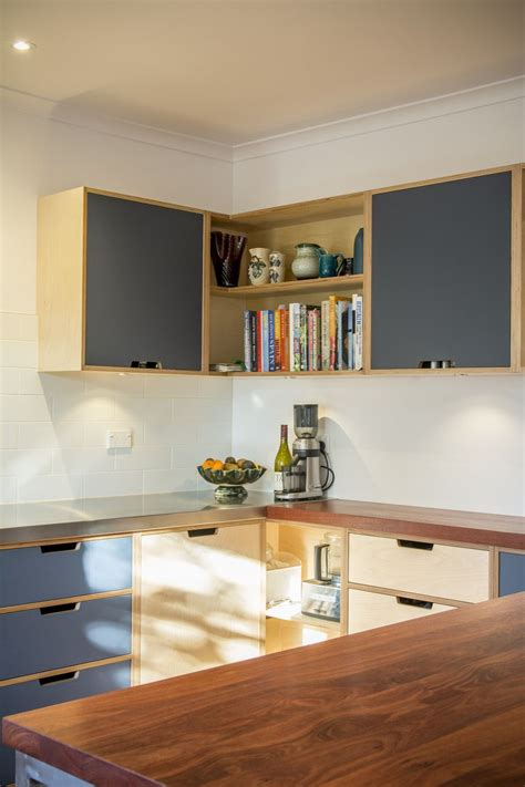 kitchen contemporary cabinets renovated villa home wanted a modern plywood kitchen 3409