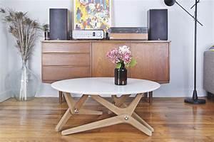 Table Basse Tablette Relevable : table basse relevable table basse industrielle trendsetter ~ Teatrodelosmanantiales.com Idées de Décoration