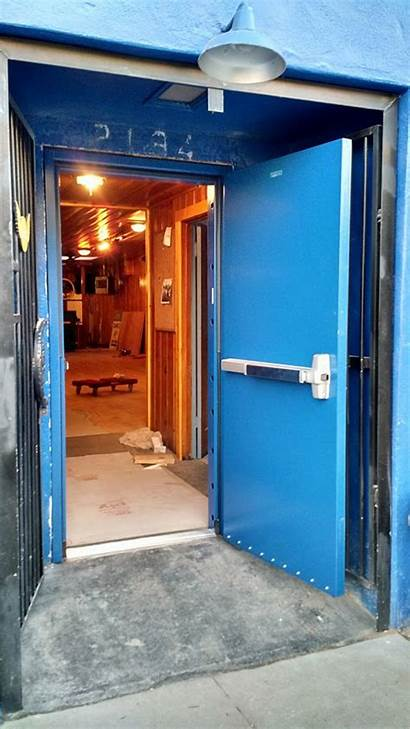 Flood Door Pedestrian Single Doors Barriers Protection