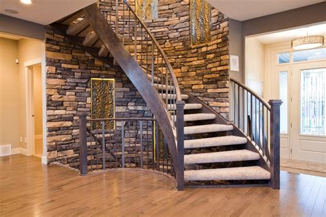 Stairs : Wood And Metal Designs