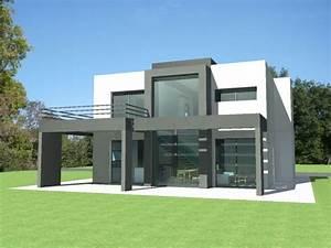 25 best ideas about maison toit plat on pinterest toit With plan d appartement 3d 3 une maison 224 toulouse