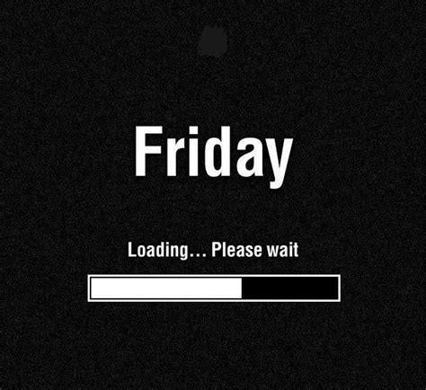 Friday Loading, Please Wait Pictures, Photos, And Images