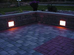 Retaining Wall Low Voltage Light Kit