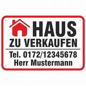 Haus Auf Leibrente Zu Verkaufen : haus zu verkaufen schild aufkleber mit druck telefonnummer ~ Lizthompson.info Haus und Dekorationen