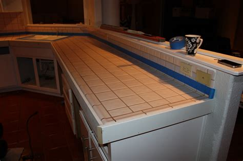 covering kitchen countertops remodelaholic quick install of concrete countertops kitchen remodel