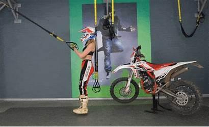 Squat Turn Enduro Touring Separately Torture Suspension